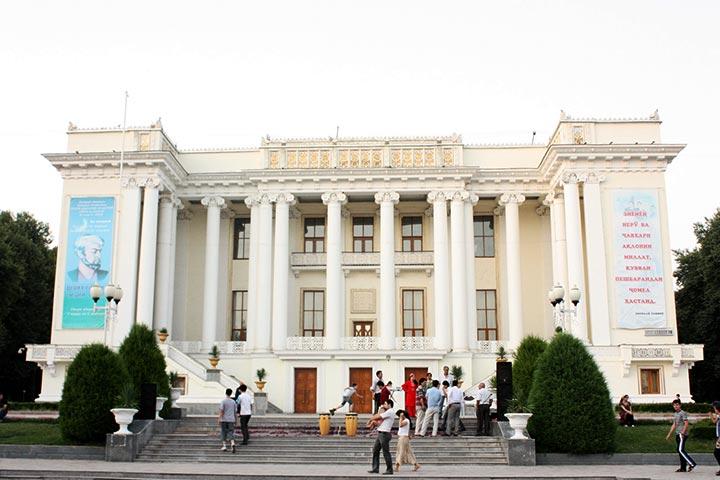 تئاتر اپرا و باله تاجیکستان