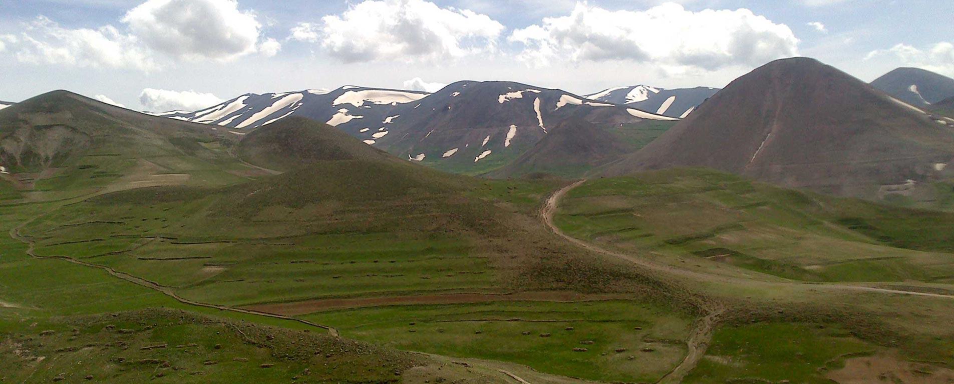 روستای لیقوان ، درهی بهشت