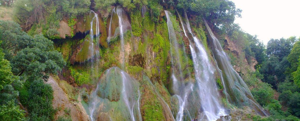 آبشار بیشه لرستان ، زیبایی بزرگتر از نام
