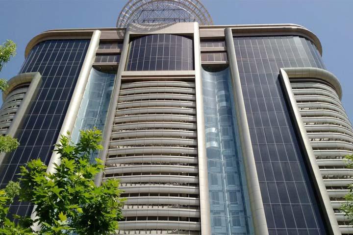 برج تجاری اداری آلتون