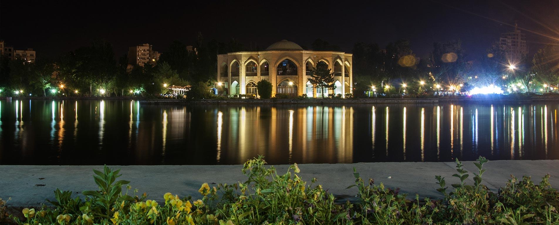 باغ ائل گلی ، میراث خوش نقش تاریخ که نماد تبریز شد