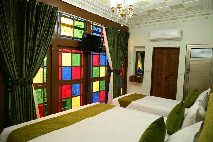 اتاق های پنج دری