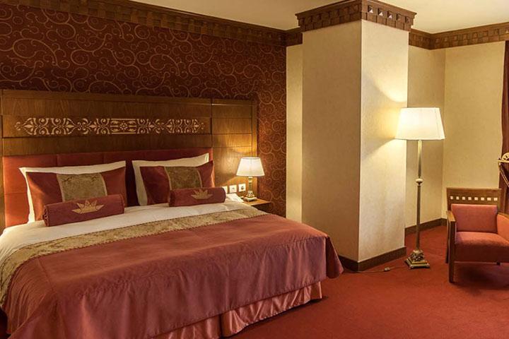 اتاق هتل زندیه