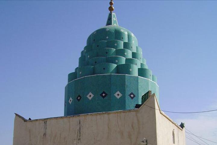 امامزاده سلیمان بن علی از جاهای دیدنی بندر گناوه