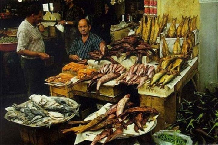 بازار سنتی لاهیجان | جاهای دیدنی لاهیجان