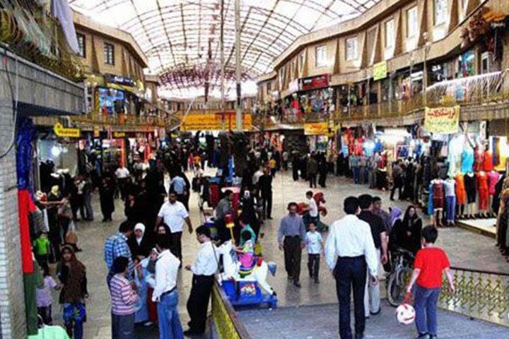 بازار مرکزی مشهد | مراکز خرید مشهد