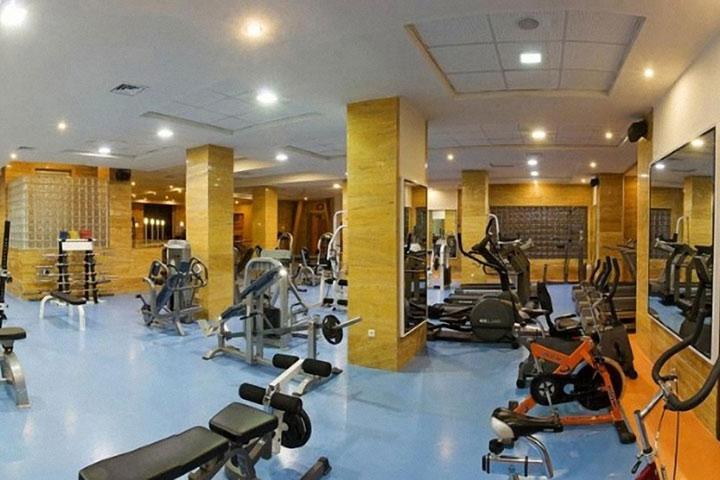 باشگاه ورزشی هتل