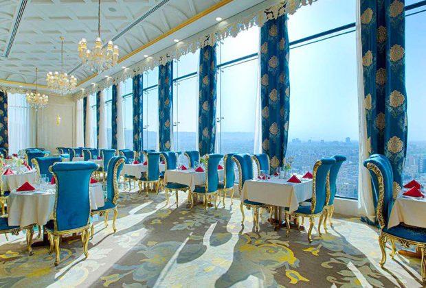 بهترین هتل های مشهد الماس ۲