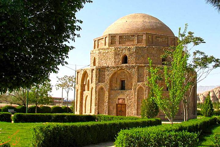 جبلیه | جاهای دیدنی کرمان