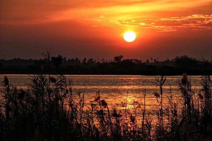 جزیره مینو | طبیعت آبادان | جاهای دیدنی آبادان و خرمشهر