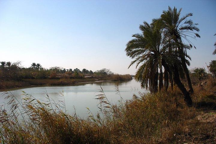 جزیره مینو | جاهای دیدنی آبادان و خرمشهر