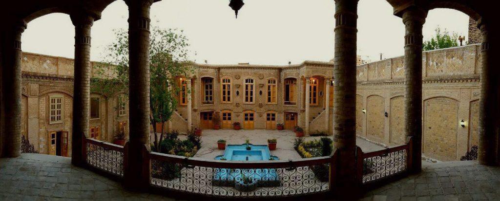خانه تاریخی داروغه ، معماری نمونه قاجاری