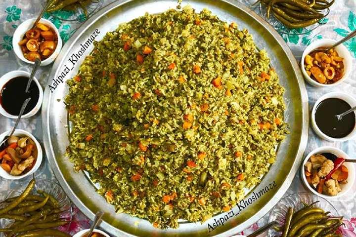 دمپختک شیرازی