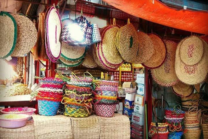 بازار محلی دیلمان