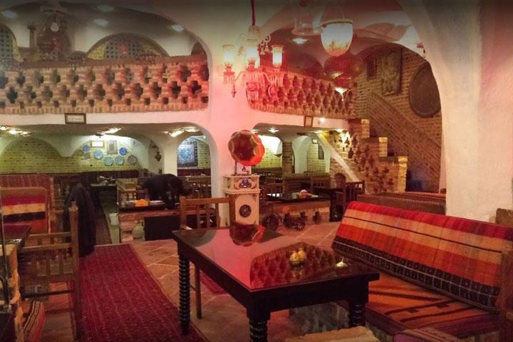 رستوران خوانسالار اصفهان
