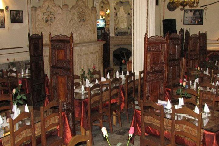 رستوران درویش شیراز | رستوران های شیراز