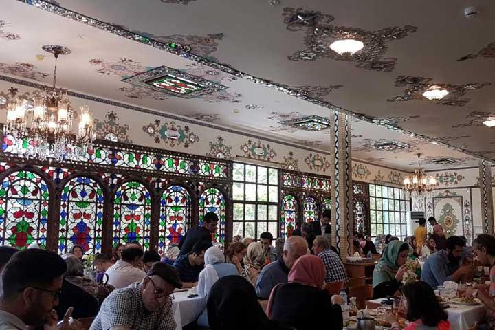 رستوران شهرزاد ، لوکس و سنتی در میان رستوران های اصفهان