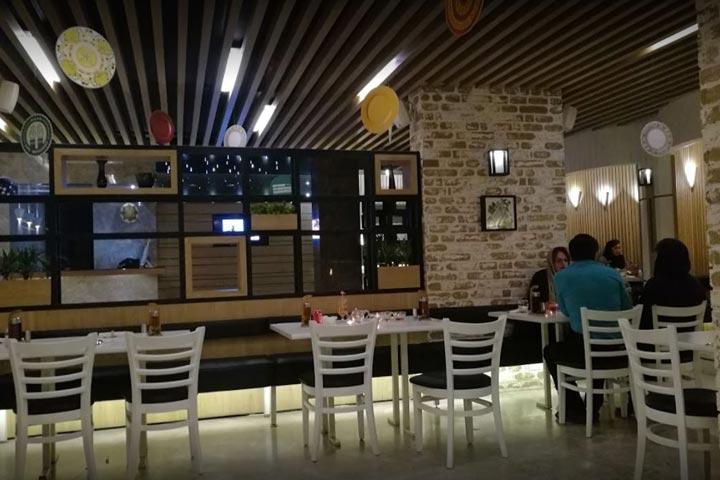 رستوران نیکان اصفهان