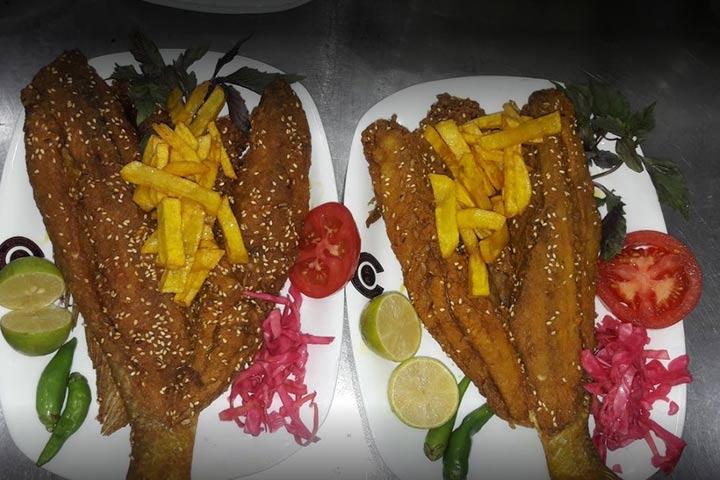 رستوران پاکستان
