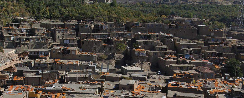 روستای خرو ؛ بهشتی در شرق کشور