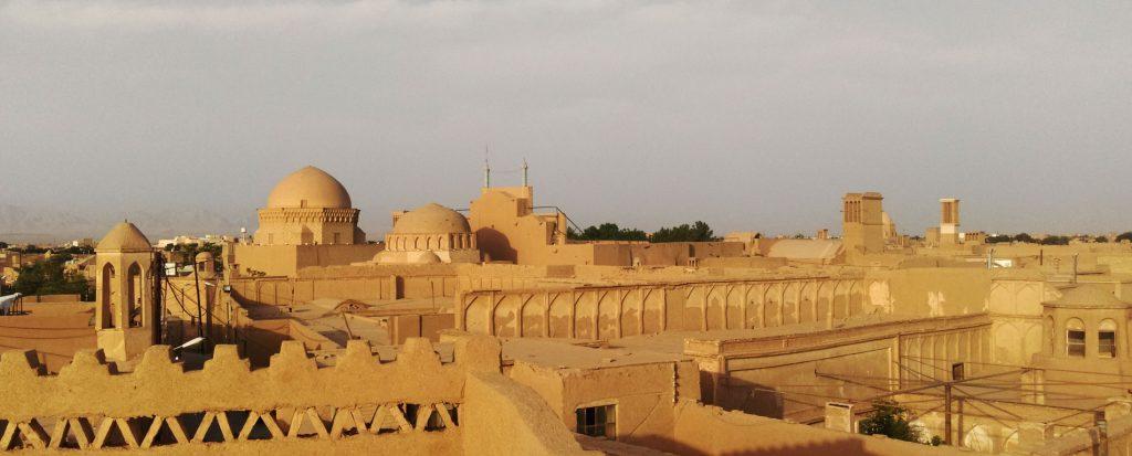 زندان اسکندر یزد عمارتی مرموز