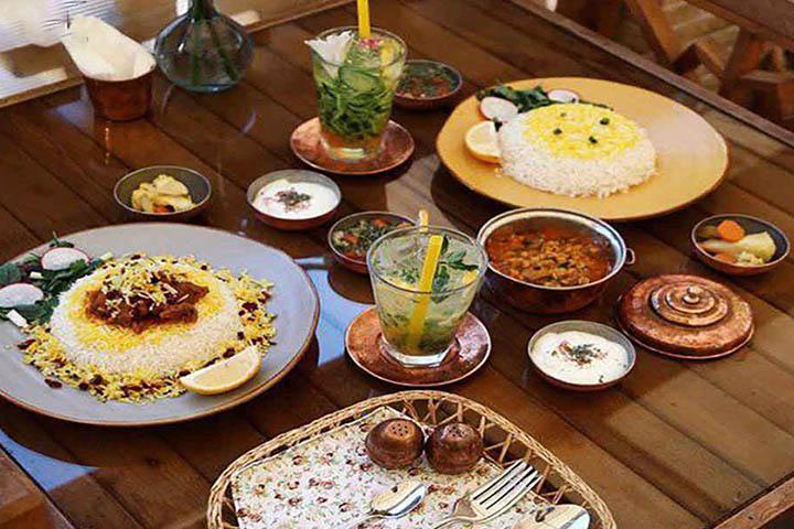 سرای سنتی بالو | رستوران های شیراز