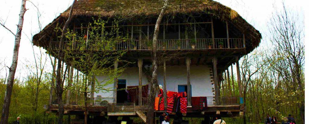 شاخص--- موزه میراث روستایی گیلان