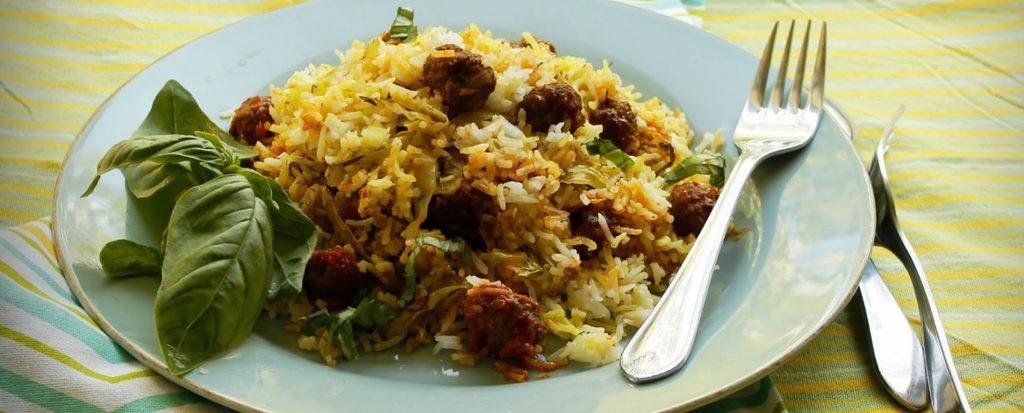 غذاهای شیراز - شاخص