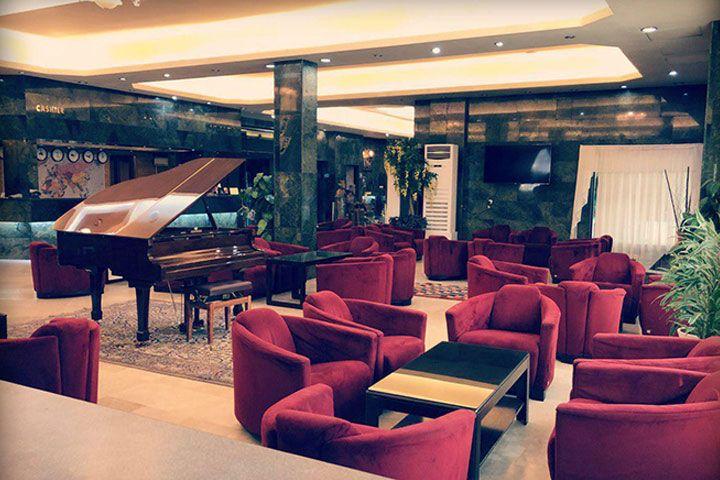 فضای داخلی هتل