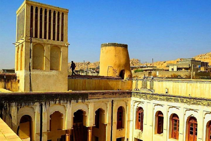 بندر تاریخی سیراف | آلبوم تجارت پر رونق آبی