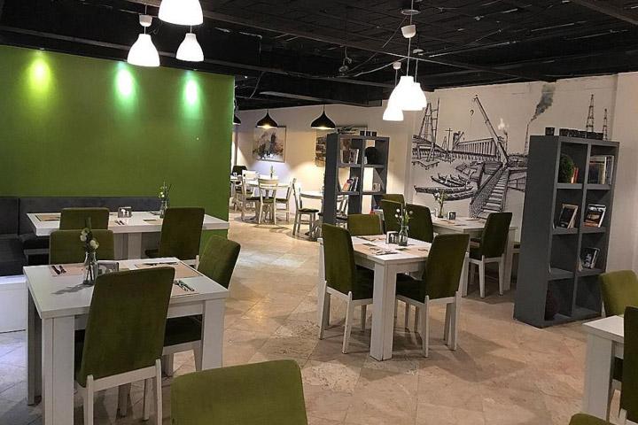 کافه رستوران لئو