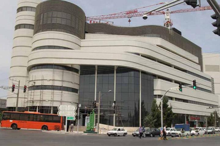 مجتمع تجاری | مراکز خرید مشهد اکسین مشهد