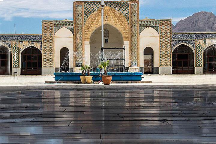 مسجد امام | جاهای دیدنی کرمان