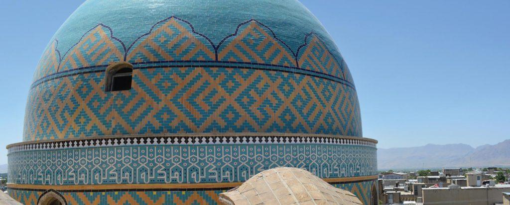 مسجد جامع بروجرد ؛ تاریخ نهفته در معماری