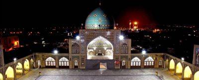 مسجد جامع زنجان - شاخص