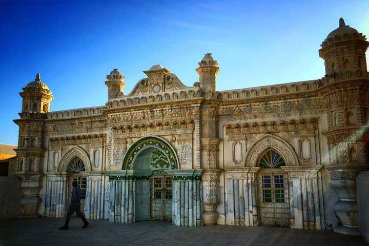 مسجد رنگونیها | جاهای دیدنی آبادان