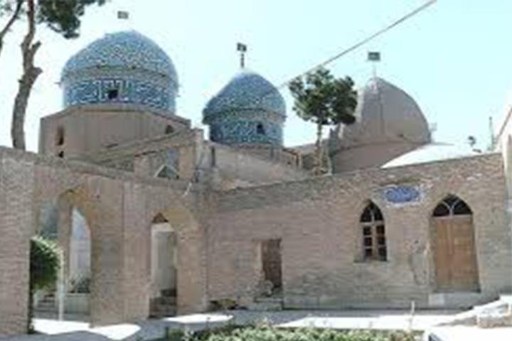 مقبره مشتاق علی شاه