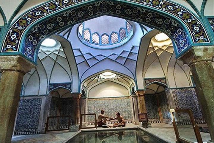 موزه حمام | جاهای دیدنی کرمان