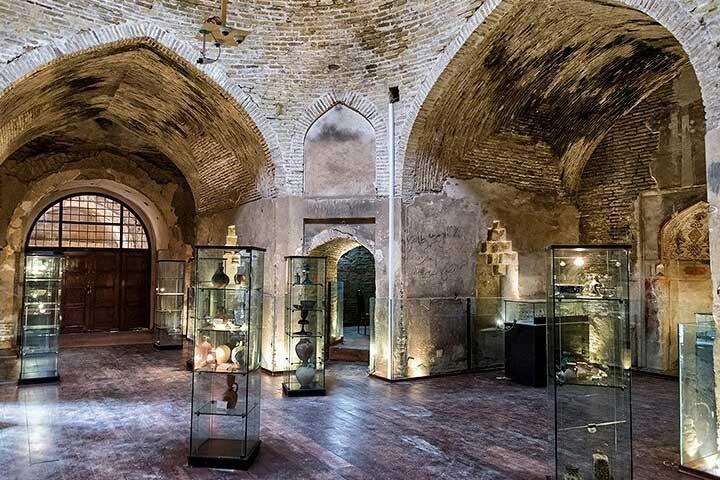 موزه مسجد جامع ساوه