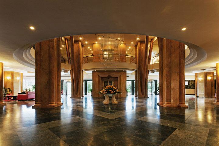 نمای داخلی هتل