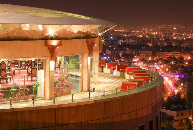 هتل های شیراز - شاخص