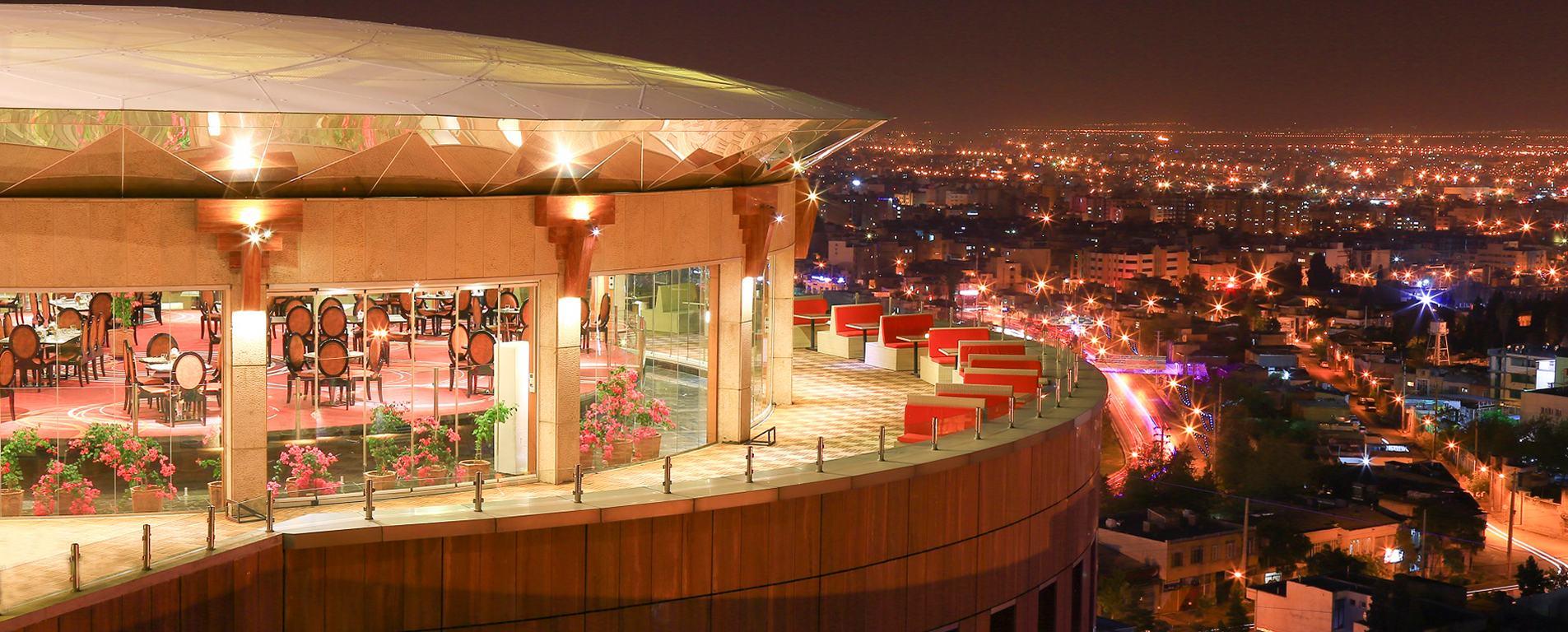 هتل های شیراز ، آرامش در سرزمین شعر و شاعری
