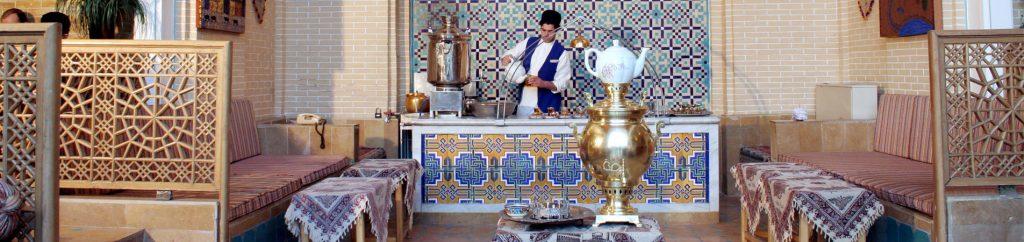 رستوران های اصفهان ، تجربهی خوشمزگی در نصف جهان