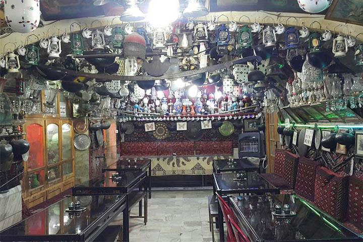 کافه رستوران سنتی آزادگان | رستوران های اصفهان
