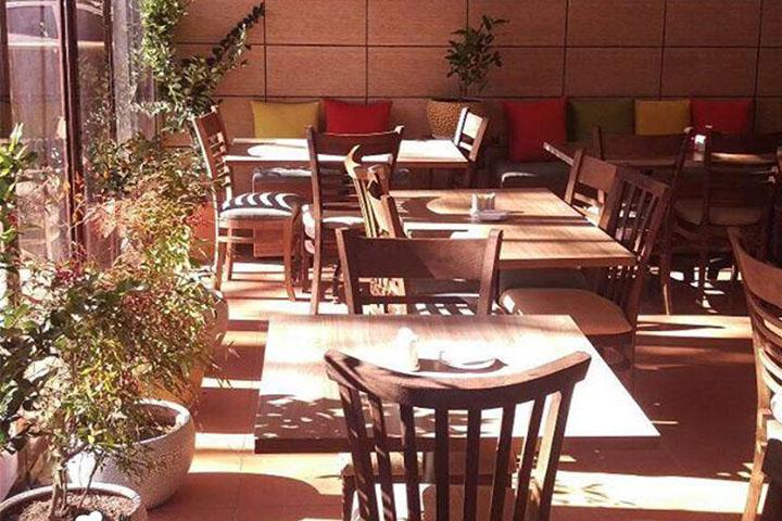 کافه رستوران قوام شیراز | رستوران های شیراز