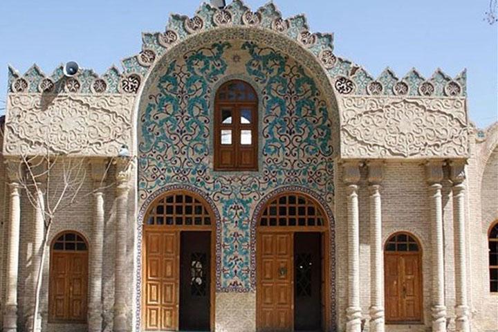 کتابخانه ملی کرمان | جاهای دیدنی کرمان