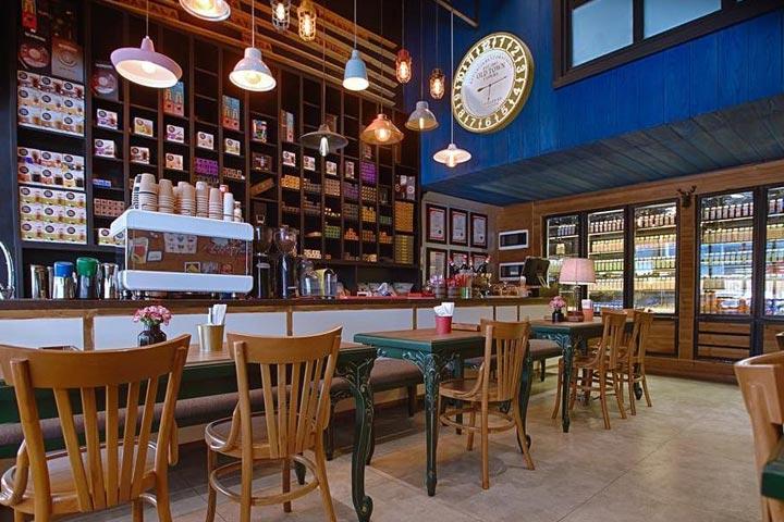 کافه رستوران کنجد