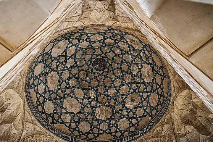 گنبد مسجد جامع