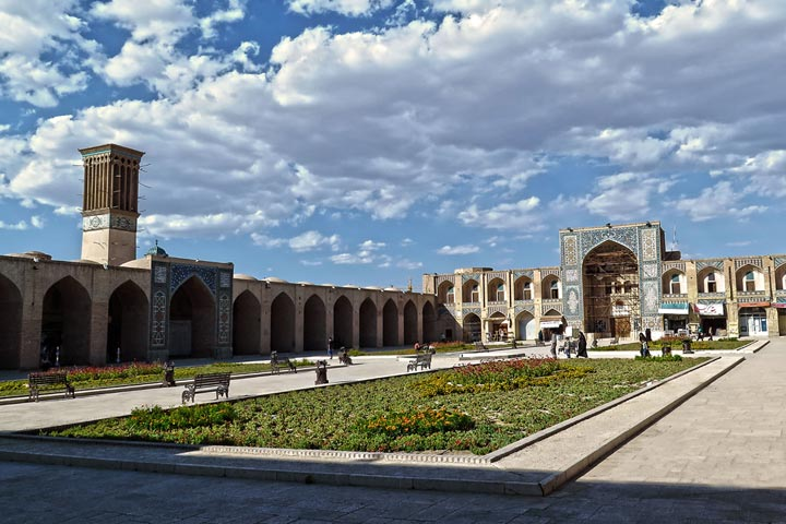 Image result for مجموعه گنجعلی خان