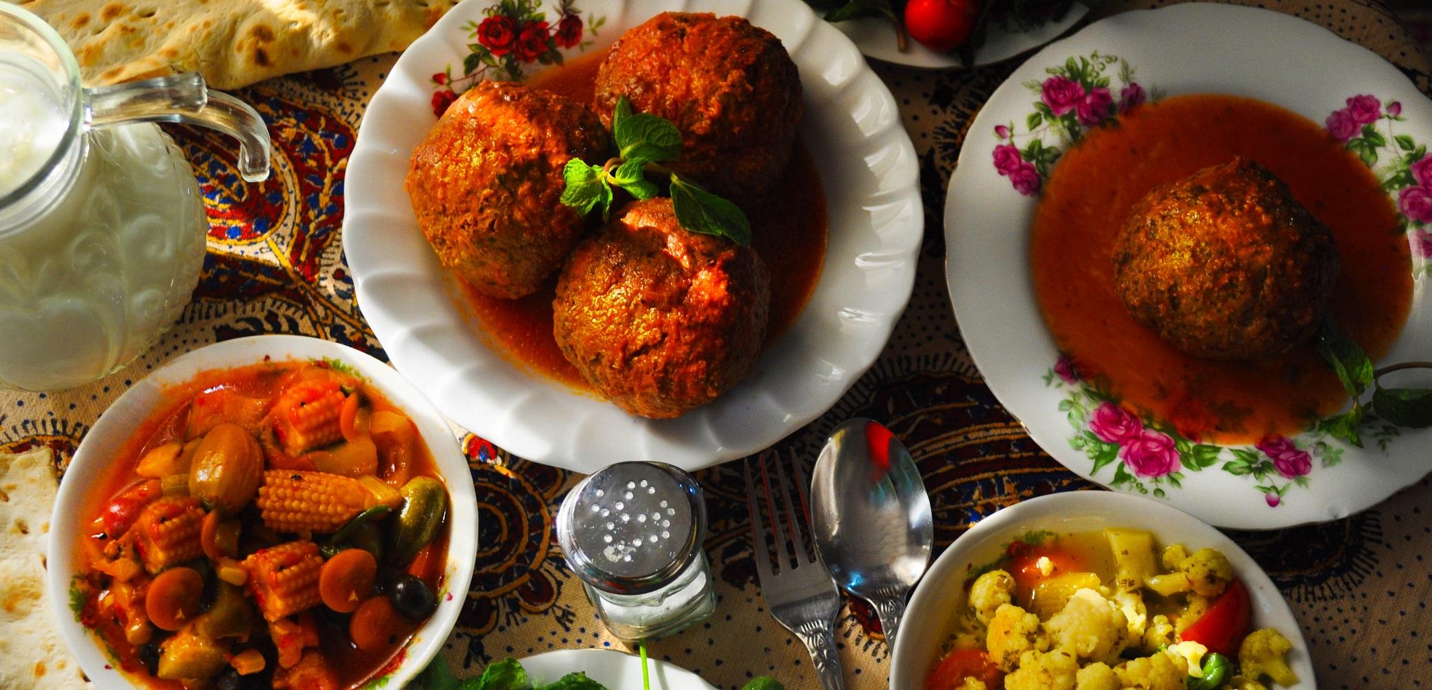 غذاهای تبریز ، طعم فراموش نشدنی غذاهایی از آذربایجان
